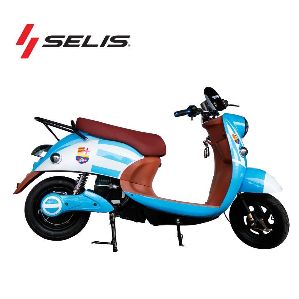 Scootic-Biru